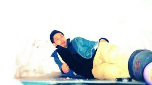 カネシゲ雪の宿へ